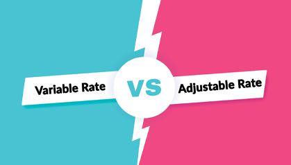 Thumnail Adjustable vs variable
