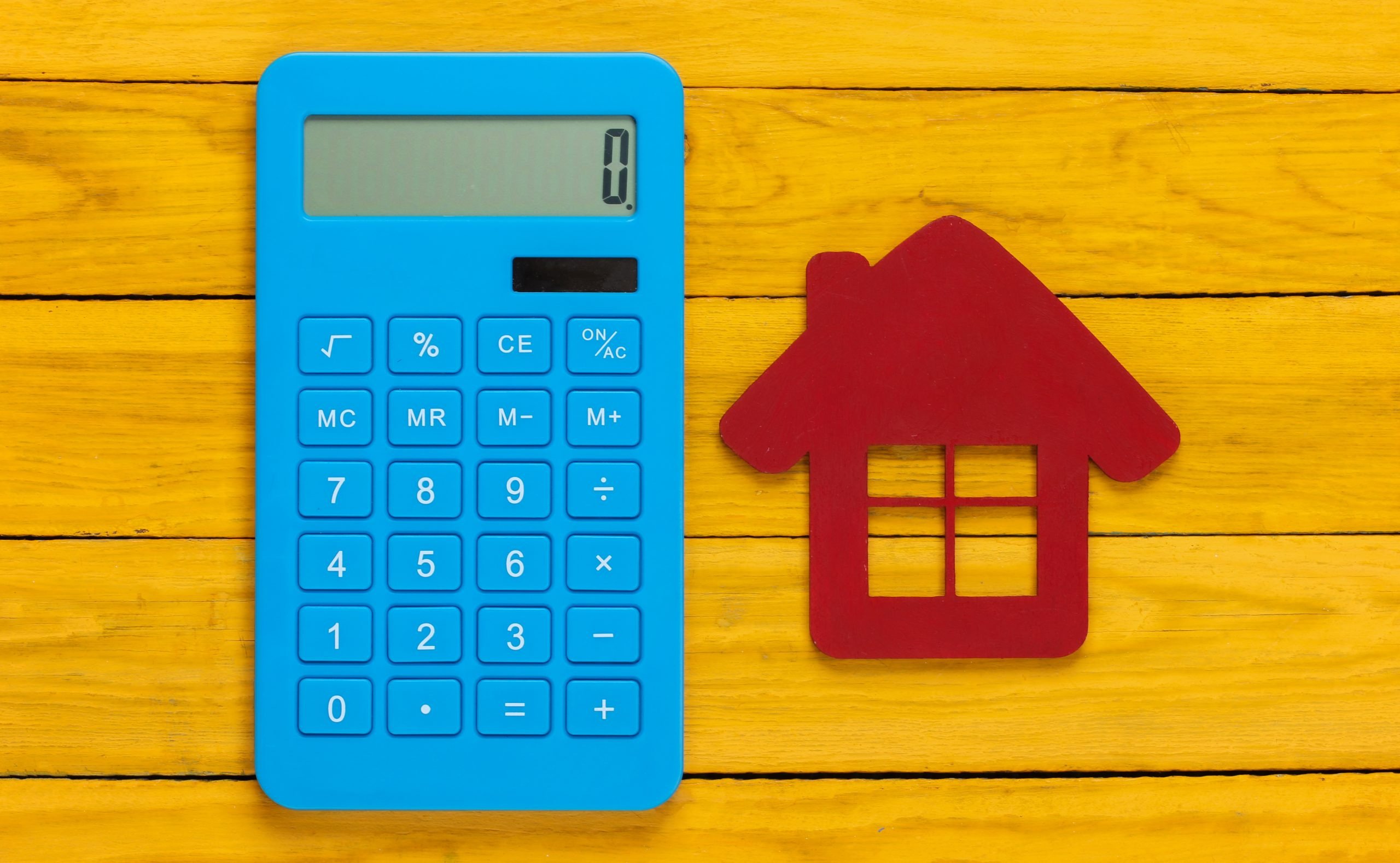 Mortgage Priced